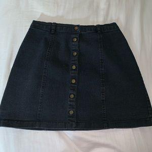 Button down f21 skirt